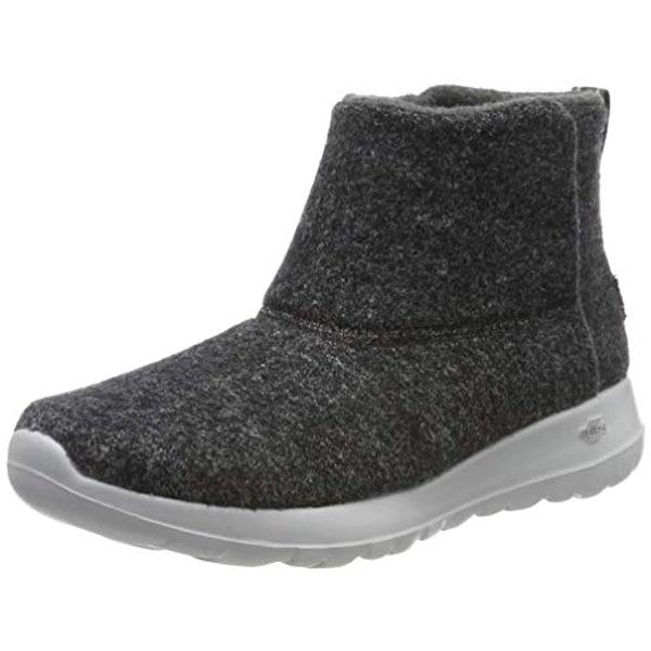 Shop Skechers Women's Ankle Boots, Grey