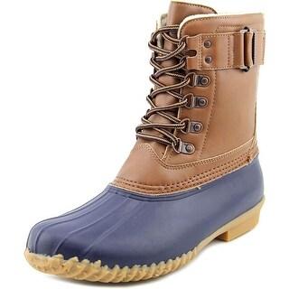 JBU by Jambu Nova Scotia Women  Round Toe Synthetic Blue Rain Boot