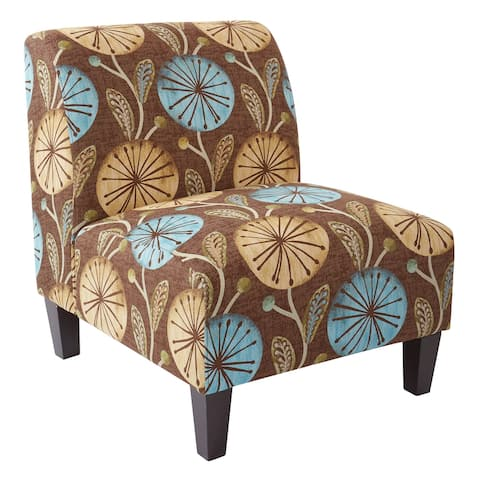 OS Home & Office Furniture #MAG51-SK32 Magnolia Upholstered Accent Chair