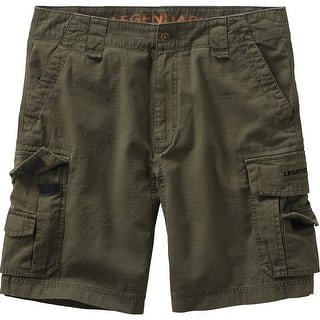 Legendary Whitetails Mens Ripstop Cargo Shorts|https://ak1.ostkcdn.com/images/products/is/images/direct/78bd86ace68a8c1357cb77675388341d4416438b/Legendary-Whitetails-Mens-Ripstop-Cargo-Shorts.jpg?impolicy=medium