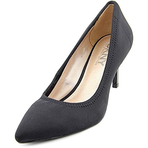 DKNY Eviey Women Pointed Toe Leather Heels - 9