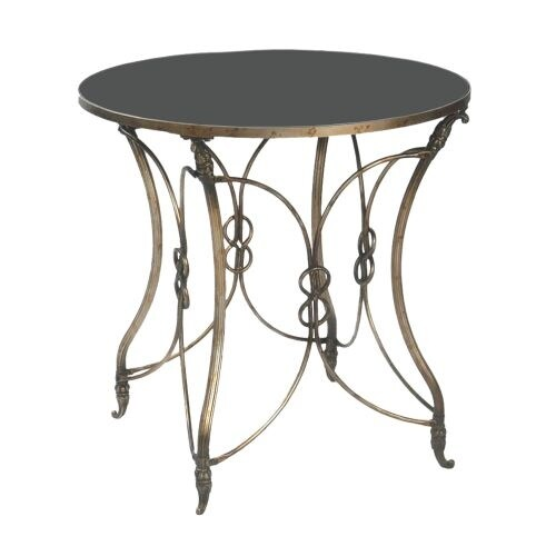 Sterling Industries 51 1188 Bordeaux 30 25 Height Side Table