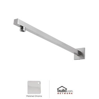"Rohl 1410/16 Modern 16"" Wall Mounted Shower Arm"