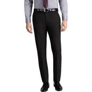 Theory Mens Jake W Dress Pants Virgin Wool Slit Pockets - 32