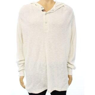 Denim & Supply by RALPH LAUREN NEW Beige Mens Size 2XL Hooded Sweater