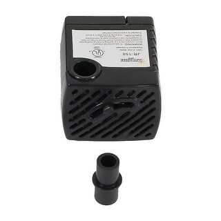 Sunnydaze Submersible Electric Water Pump, 120 Volts, 40 GPH