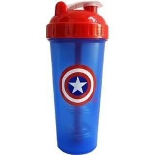 28 oz Flash Shaker Super Hero & Captain America Shaker Bottles