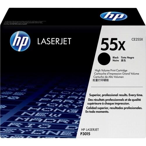 Hewlett Packard CE255XC HP CE255XC High Yield Black Contract Original LaserJet T