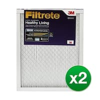 Replacement Lennox 20x25x1 ALLERGY Air Filter - MERV 11 (2-Pack)