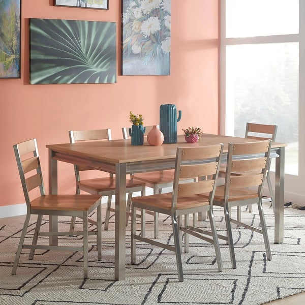 Sheffield 7 Pc. Dining Set by Home Styles. Opens flyout.