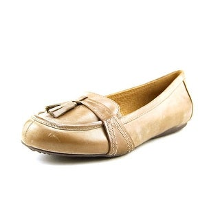 Softwalk Neverland Women N/S Moc Toe Leather Loafer
