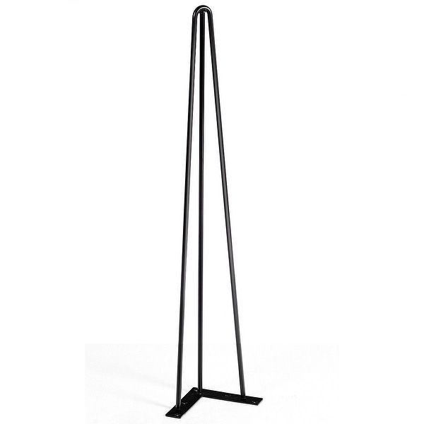 """Black 9/"""" h  Solid Iron Metal Easel Display Stand//Plate Stand.High quality..New"""