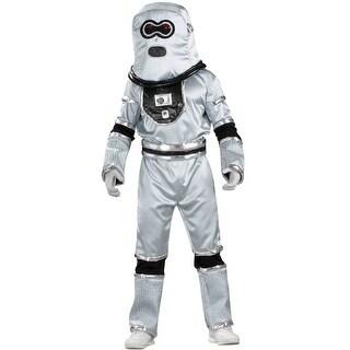 Forum Novelties Robot Child Costume (L) - Silver - Large