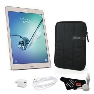 Samsung Galaxy Tab S2 9.7 Inch, Wi-Fi 32GB Tablet Bundle