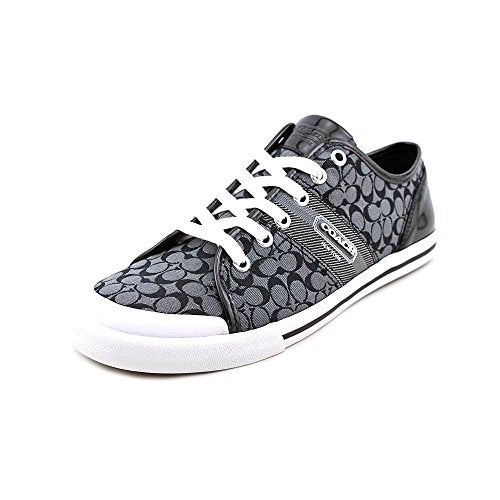 3ba1d698d3b8 Shop Coach Womens Frances Low Top Lace Up Fashion Sneakers - Free Shipping  Today - Overstock - 20199673