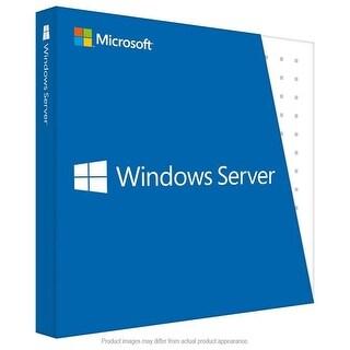 Microsoft 4 Core Windows Server 2016 Standard Licensing Software