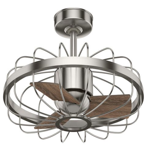 """Hunter 42"""" Roswell Ceiling Fan with Wall Control"""
