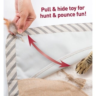 Petlinks Knead & Seek 4 In 1 Cat Mat-