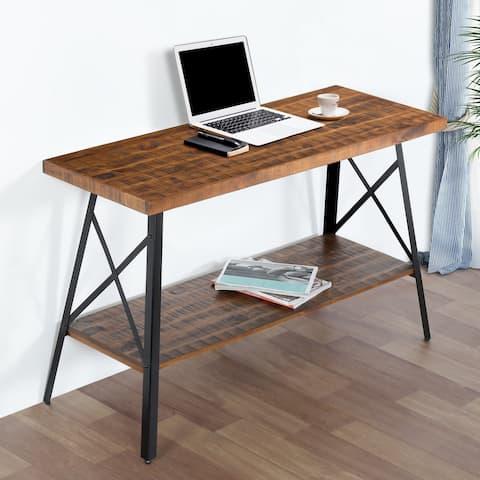 Carbon Loft Enjolras Wood/ Steel Console Table