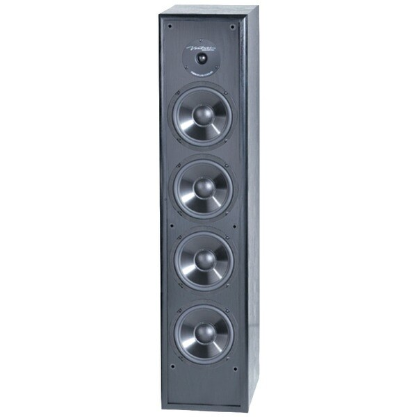 "Bic Venturi Dv64 6.5"" Slim-Design Tower Speaker"