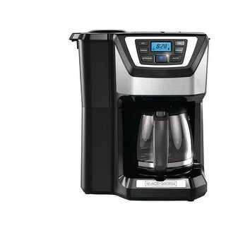 Refurbished Black and Decker Dual Brew Cofee Maker