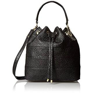 Rosetti Womens Cassandra Bucket Handbag Faux Leather - Medium