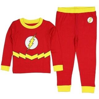 Intimo DC Comics Baby Boys' Flash 2 Piece Sleep Set