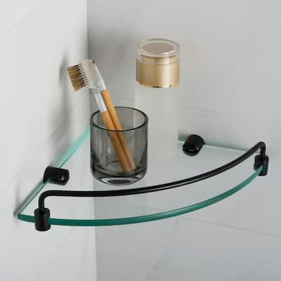 KRAUS Elie Bathroom Corner Shelf