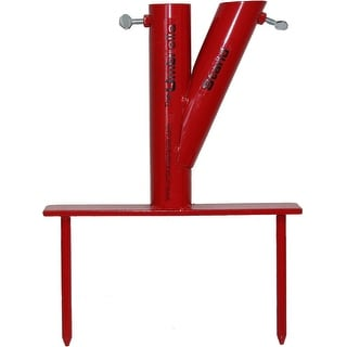 The Original Umbrella Stand US-R10 Umbrella Stand, Red