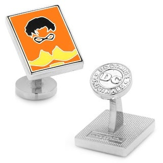 Officially Licensed Robin Boy Wonder Pop Art Poster Cufflinks