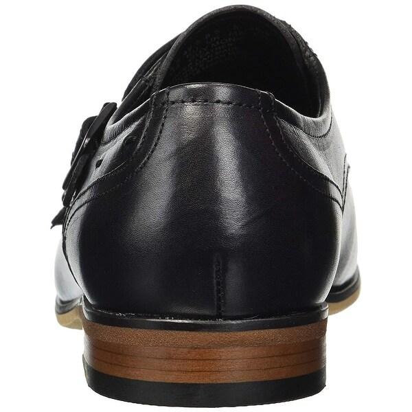 Kenneth Cole Reaction Mens Guy Monk-Strap Loafer