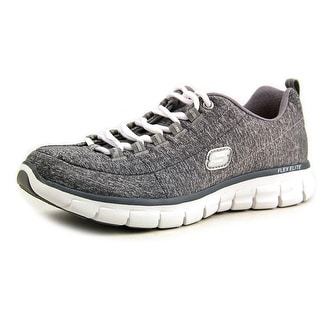 Skechers Synergy Spot On Round Toe Synthetic Tennis Shoe