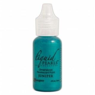 Ranger LPL-44406 Liquid Pearls Glue .5oz Bottle-Juniper