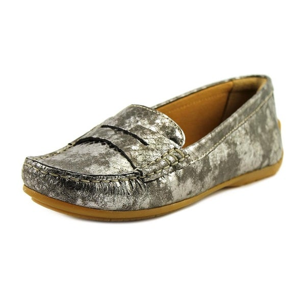 Clarks Narrative Doraville Nest Women Moc Toe Leather Loafer