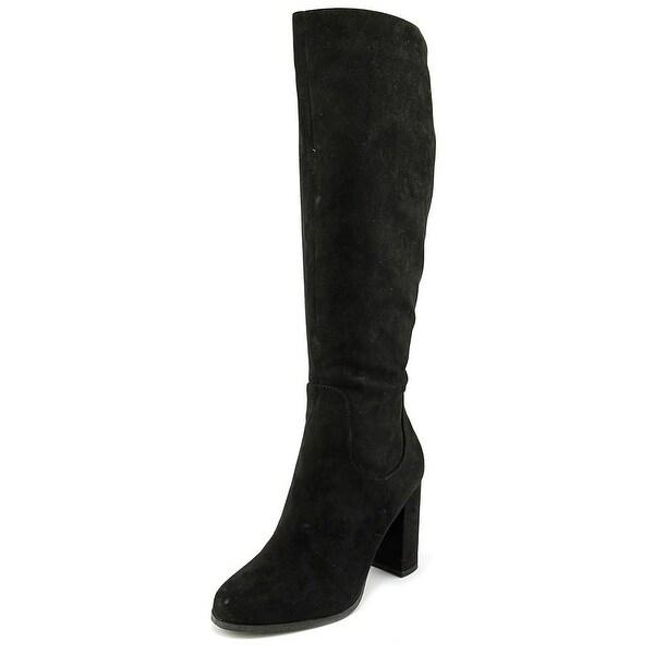 Madden Girl Klash Women Black Boots