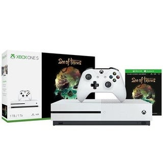 Microsoft Xbox - 234-00324 - Xbox One 1Tb Sea Of Thieves Bn