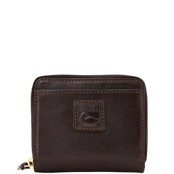 Dooney & Bourke Florentine Small Zip Around Wallet (Introduced by Dooney & Bourke at $98 in May 2012)