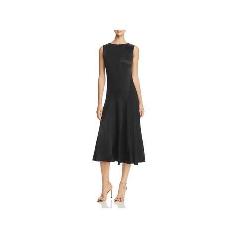 Tory Burch Womens Hailee Midi Dress Wear To Work Day To Night