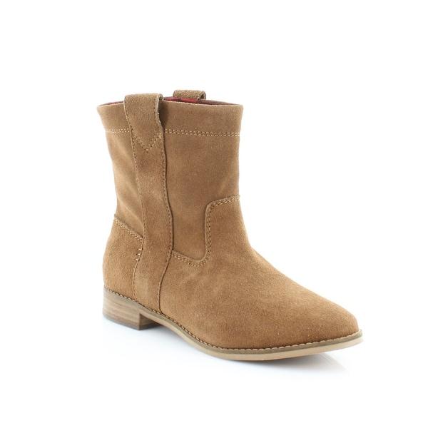 TOMS Laurel Women's Boots Brown - 5.5