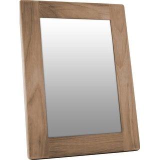 SeaTeak 62544 Mirror Rectangular - Brown