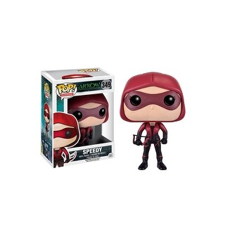 Funko POP Arrow - Speedy Vinyl Figure - Multi