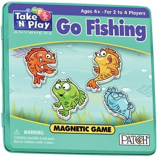 Go Fishing - Take 'N' Play Anywhere Magnetic Game