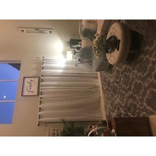 Aurora Home Mix and Match Blackout Blackout Curtains Panel Set (4-piece)