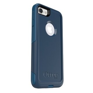 OtterBox COMMUTER SERIES Case for iPhone 8 & iPhone 7 - Bespoke Way - BLue