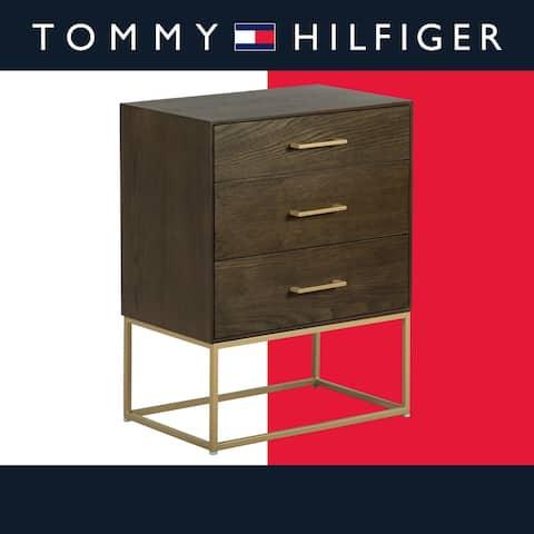 Tommy Hilfiger Franklin Dresser, Walnut