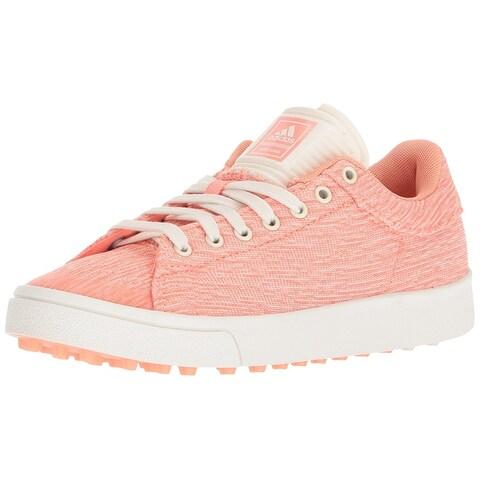 Kids Adidas Girls Jr.Adicross Classi Fabric Low Top Lace Up Golf Shoes