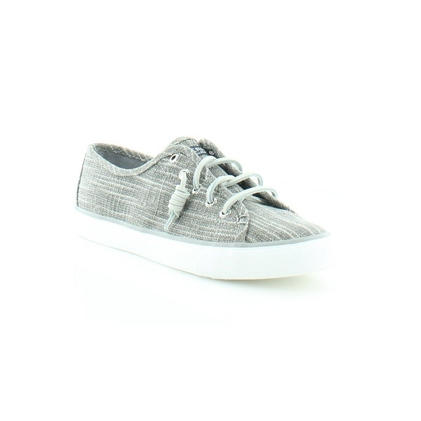 Sperry Top-Sider Seacoast Sparkle Women's Flats & Oxfords Silver