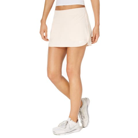 Nike Women's Pure Dri-Fit Tennis Short, Pink, XL