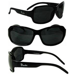 The Big Lebowski The Dude Costume Sunglasses - Black