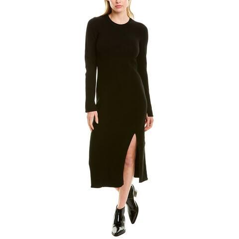 Equipment Etyenne Yak & Wool-Blend Sweaterdress